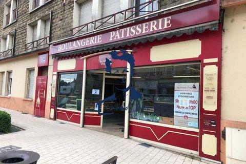 Fonds de Commerce de Boulangerie Pâtisserie 243800 08110 Carignan