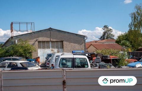 Fonds de commerce : Garage situé à Sainte-Julie. 353000 01150 Sainte-julie