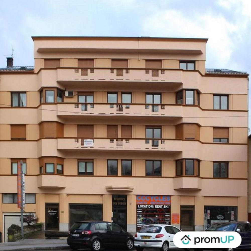 Vente Appartement Appartement T4 116m² Ugine