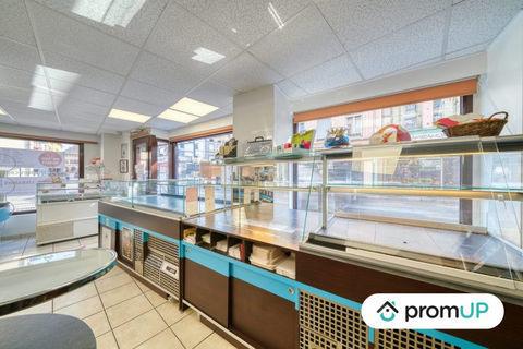 Fonds de commerce d'une pâtisserie à vendre à Rambervillers 195000 88700 Rambervillers
