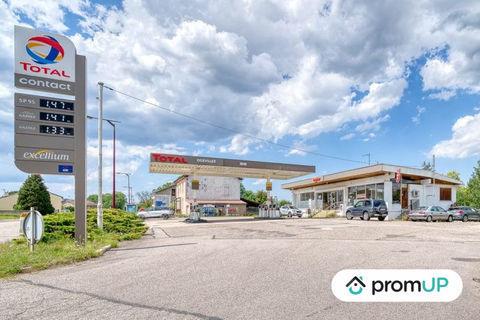 Station-service à vendre à Ogéviller (54) 60000 54450 Ogéviller