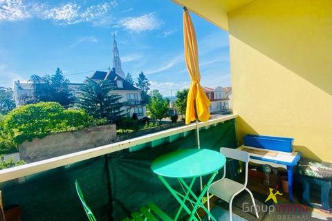 Appartement vendu loué - 2P - Balcon 95000 Logelbach (68124)