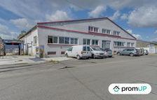 : Entrepôt de 110 m² divisé en 3 lots à Saint-Herblain 180000 44800 Saint-herblain