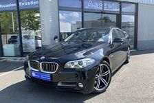 BMW Série 5 Touring 520d xDrive 190 ch Lounge Plus A 2015 occasion Orvault 44700