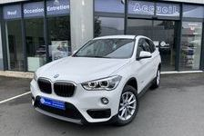 BMW X1 sDrive 18d 150 ch BVA8 Lounge 2017 occasion Orvault 44700