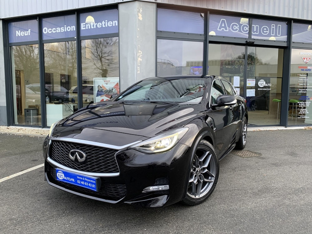 Q30 2.2d 170 7DCT AWD Sport 2016 occasion 44700 Orvault