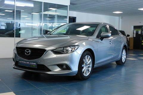 Mazda Mazda6 2.2L Skyactiv-D 150ch Dynamique 2015 occasion Saint-Saturnin 72650