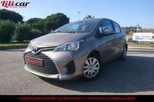 Toyota Yaris 69 VVT-i France 2015 occasion Antibes 06600