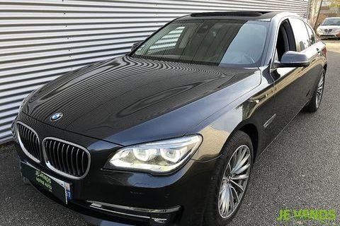 BMW Série 7 740dA xDrive 313ch Exclusive 2013 occasion Ostwald 67540