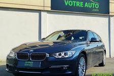 BMW Série 3 320dA 184ch Luxury 2013 occasion Saint-Jean-de-Védas 34430