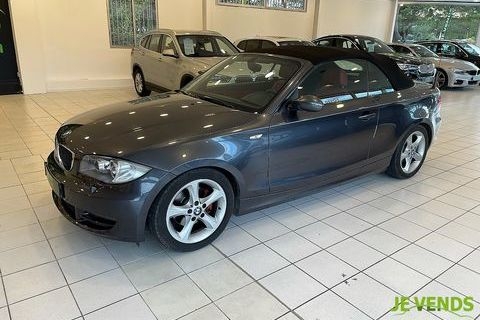 BMW Série 1 Cabriolet 120dA 177ch Luxe 9490 11100 Narbonne