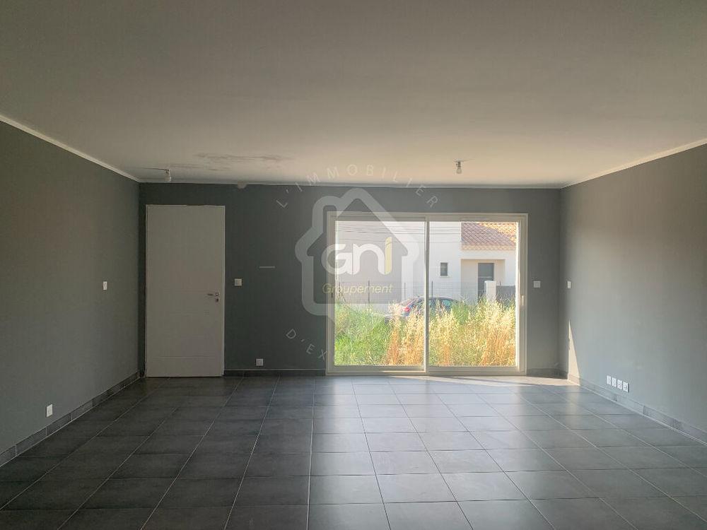 Vente Maison Villa récente Mas Thibert 3 chambres sur 600m² terrain Mas thibert