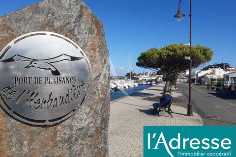NOIRMOUTIER EN L'ILE : Fonds de commerce + parts sociales 341600 85330 Noirmoutier en l ile