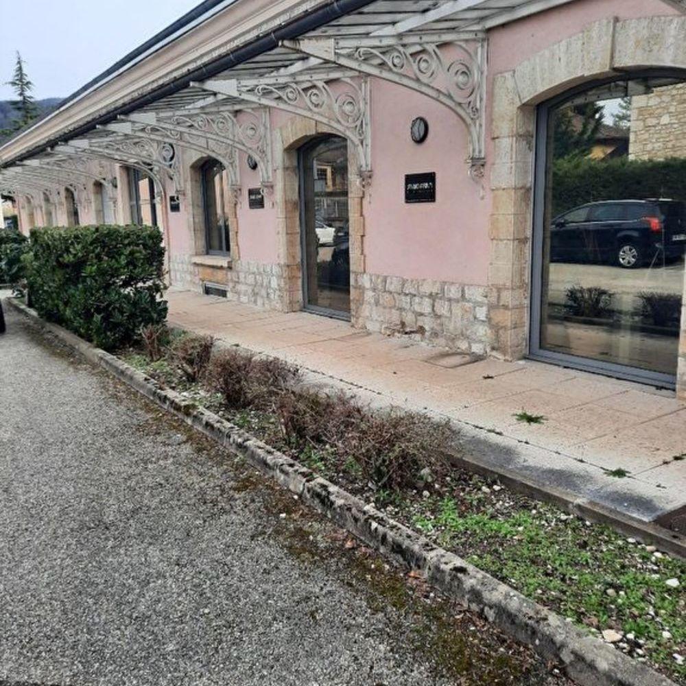 Bureaux Oyonnax 5 pièce(s) 250m²