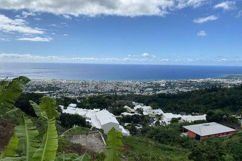 Parcelle de terrain viabilisée de 1225m² située à BellePierre 428000 La Réunion (97400)