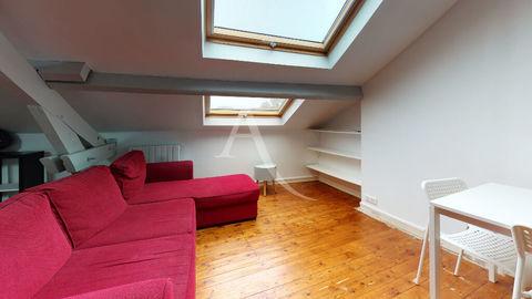 Appartement Meublé Alfortville 1 pièce 23.69 m² carrez 793 Alfortville (94140)