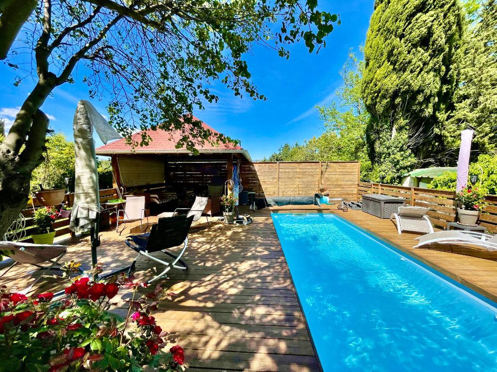 Vente Maison À vendre maison T4 + T2 de 150 m2 piscine secteur Enco de Botte, 13190 ALLAUCH Allauch