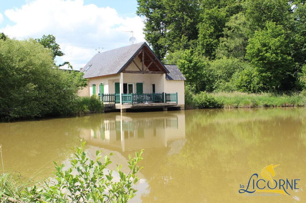 Vente Maison Ensemble immobilier sur 5 hectares Secteur Montaudin Pontmain