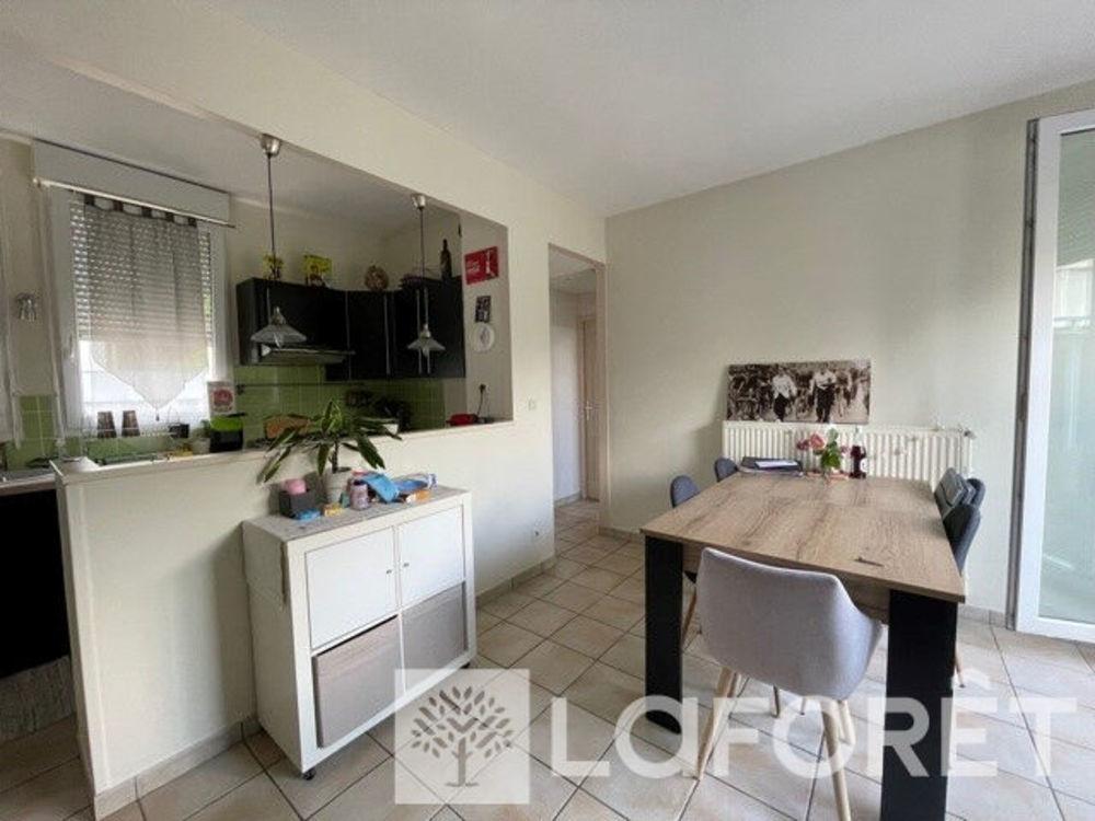 Location Appartement Appartement Besancon 2 pièce(s) 45,27 m2 Besancon