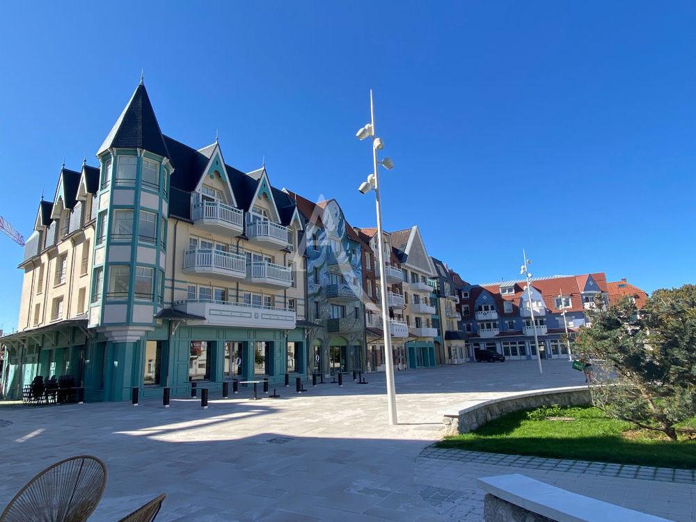 Vente Appartement Appartement Le Touquet Paris Plage 1 pièce 38.98 m² Le touquet paris plage