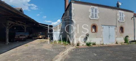 Grange à réhabiliter 135000 Blois (41000)