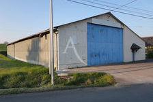 Entrepôt de 500 m² + terrain de stockage 159150 37240 Ligueil
