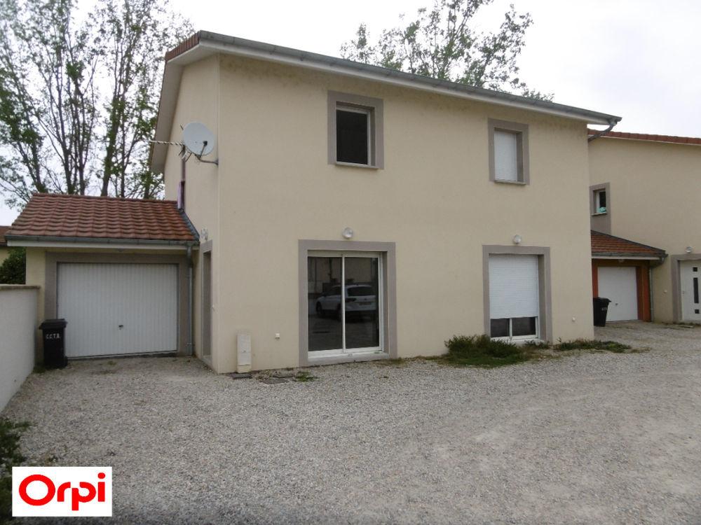 Vente Maison Maison Beaurepaire 3 pièce(s) 70 m2 Beaurepaire