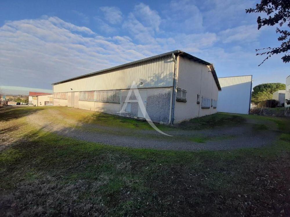 Entrepôt / local industriel L Isle Jourdain