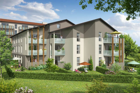 Vente Appartement Nivolas-Vermelle (38300)