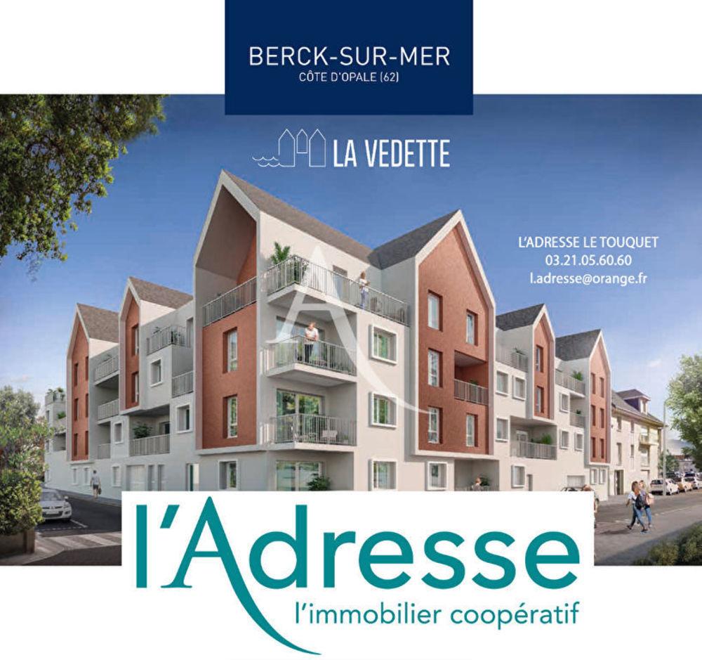 Vente Appartement Appartement Berck 2 pièces  40.65 m² Berck