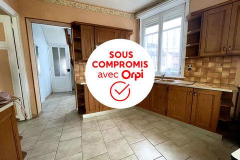 Maison semi-individuelle avec jardin et garage 128390 Douai (59500)