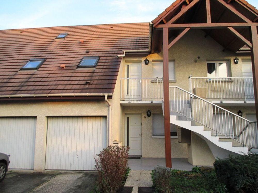Latitude immobilier appartement 3 pi ce s 57 m chevry for Garage chevry cossigny