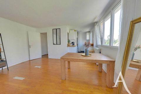 Appartement Montreuil 3 pièce(s) 62.88 m2 425000 Montreuil (93100)