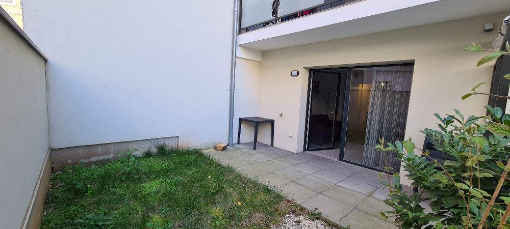 Location Appartement Réf. 10 Appartement Aix Les Bains 1 pièce(s) 35 m2 - meublé - terrasse et jardi Aix les bains