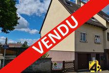 Maison Rouffach 6 pièces+jardin+garage 239200 Rouffach (68250)