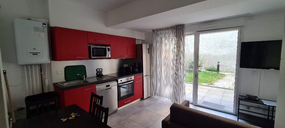 Location Appartement Réf. 11 Appartement Aix Les Bains 1 pièce(s) 35 m2 - meublé - terrasse Aix les bains