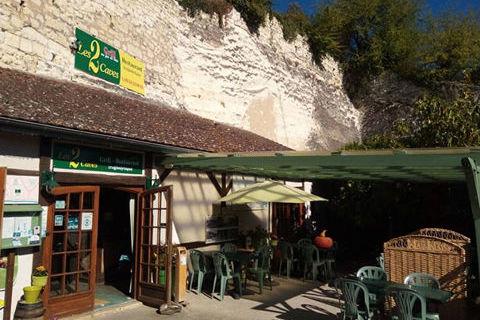 41. Fonds De Commerce Restaurant Troglodyte 100000 41400 Bourre