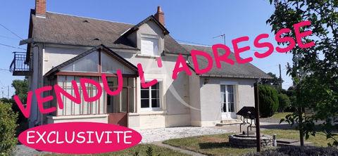 Maison de plain-pied-2 chambres- Jouet sur L'Aubois 110000 Jouet-sur-l'Aubois (18320)
