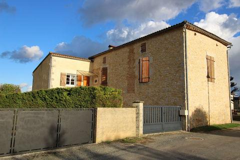 Belle Maison en pierre de caractère située au calme et à quelques minutes des commerces de Prayssac. 207000 Prayssac (46220)