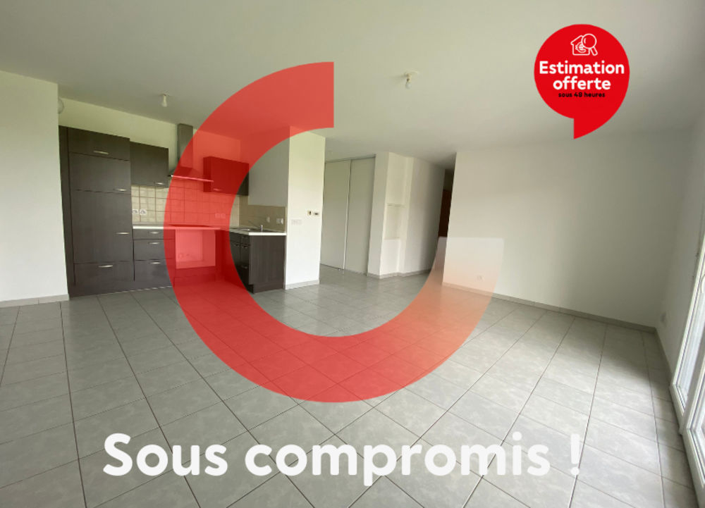 Vente Appartement Appartement 3 pièces avec box, place de parking et terrasse Yutz