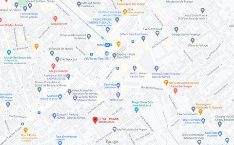 Location Parking / Garage Nîmes (30000)