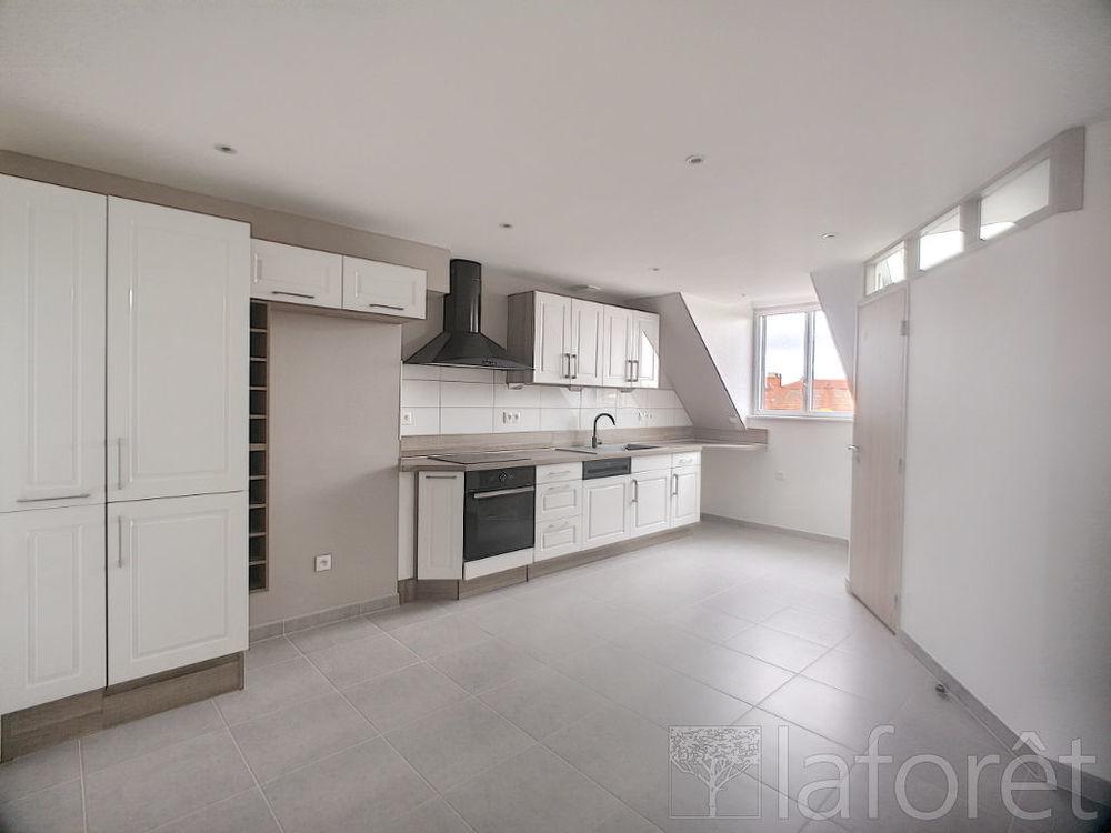 Location Appartement Appartement Vitry Le Francois 3 pièce(s) 61.30 m2 Vitry le francois