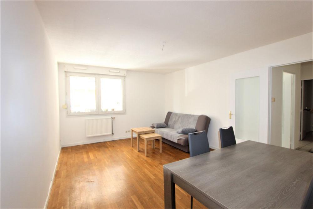 Vente Appartement T2 de 48m² à 8 minutes de la Gare Part Dieu Lyon 3