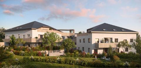 Appartement Ornex 4 pièce(s) 93.70 m2 468000 Ornex (01210)