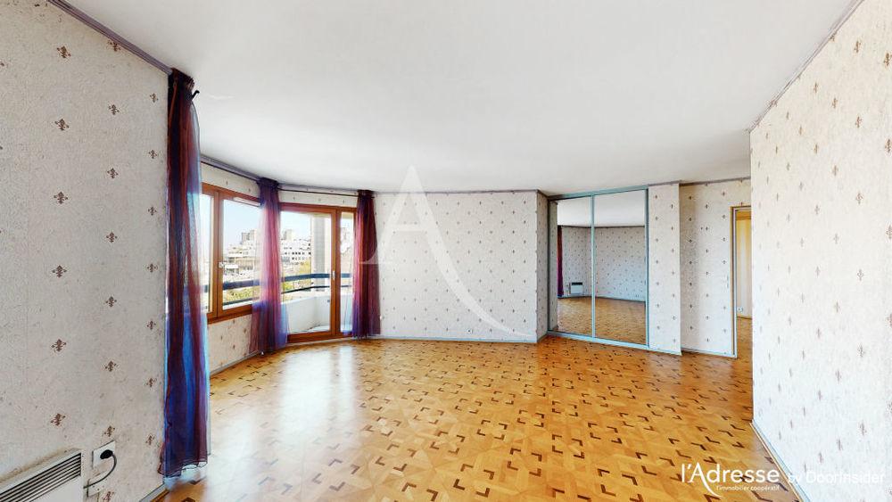 Vente Appartement Appartement Paris 5 pièces 110.77m² Haxo/Serurier Paris 19