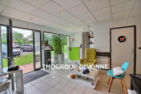 Local commercial  85 m2 55000 01220 Divonne les bains