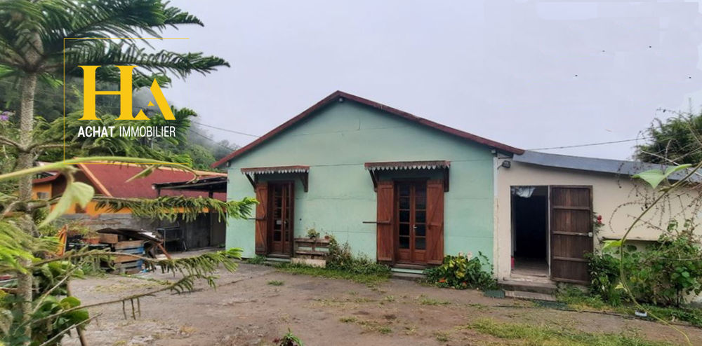 Maison - 5 pièce(s) - 120 m² 145800 Salazie (97433)