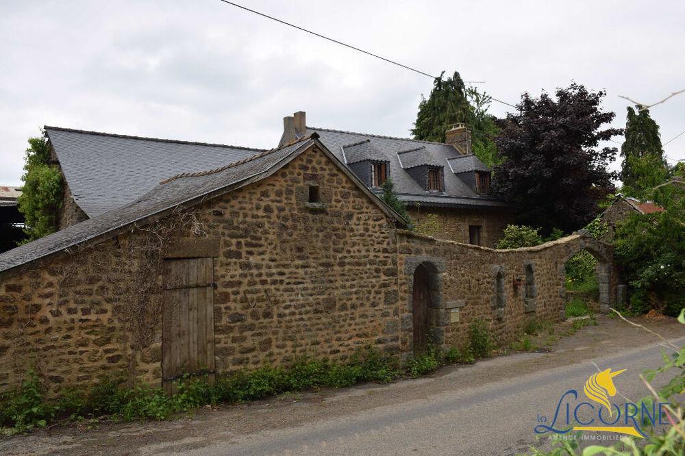 Vente Maison Ancien corps de ferme à rénover à Ernée Ernee
