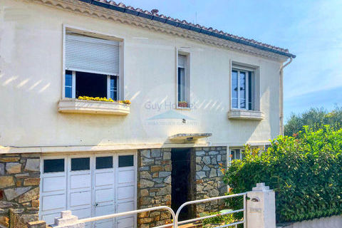 CARCASSONNE :  Maison 5 chambres avec jardin, garage. 182650 Carcassonne (11000)