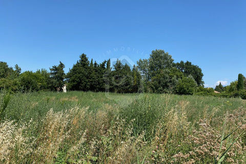 Terrain à bâtir de 2148 m² en campagne de COURTHEZON 198000 Courthézon (84350)